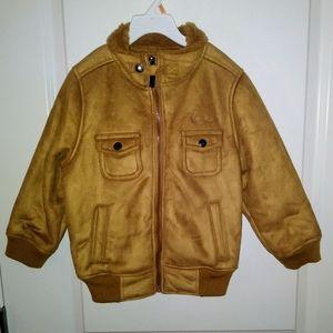 Kani Gold Boys Jacket Size 5